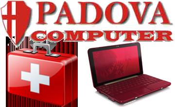 offre assistenza informatica Riparazione Computer Notebook PC assistenza domicilio Padova - info: +39 348 394 2836.