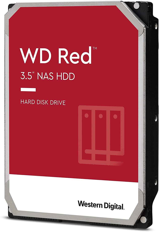 PC-GAMING1/WD Red 4 TB  NAS Hard Disk Interni