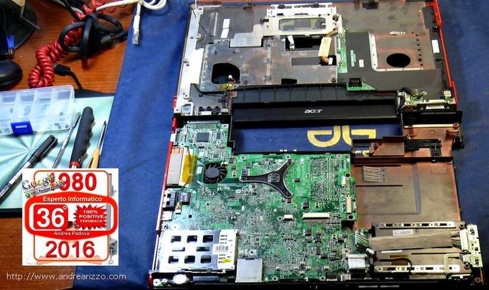 SOSTITUZIONE BATTERIE NOTEBOOK PADOVA batteria tampone CMOS, tastiere, ventole, batterie, alimentatori