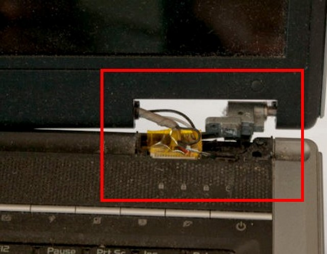 sostituzione cerniere notebook padova-Samsung